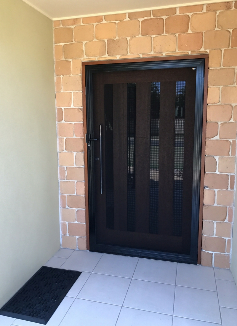 Crimsafe Large Door & Crimsafe Large Door - Franks Home Decor