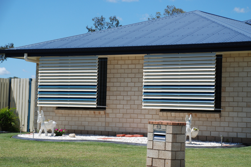 Franks Home Décor Centre: Awning Installation in Hervey Bay
