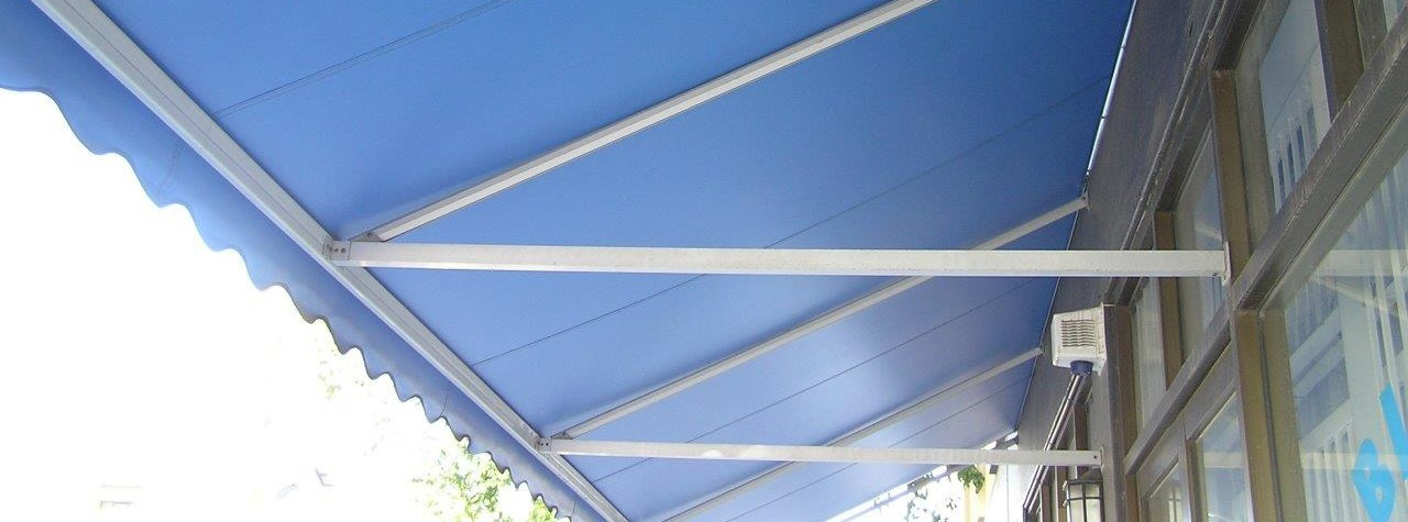Fixed FABRIC AWNINGS