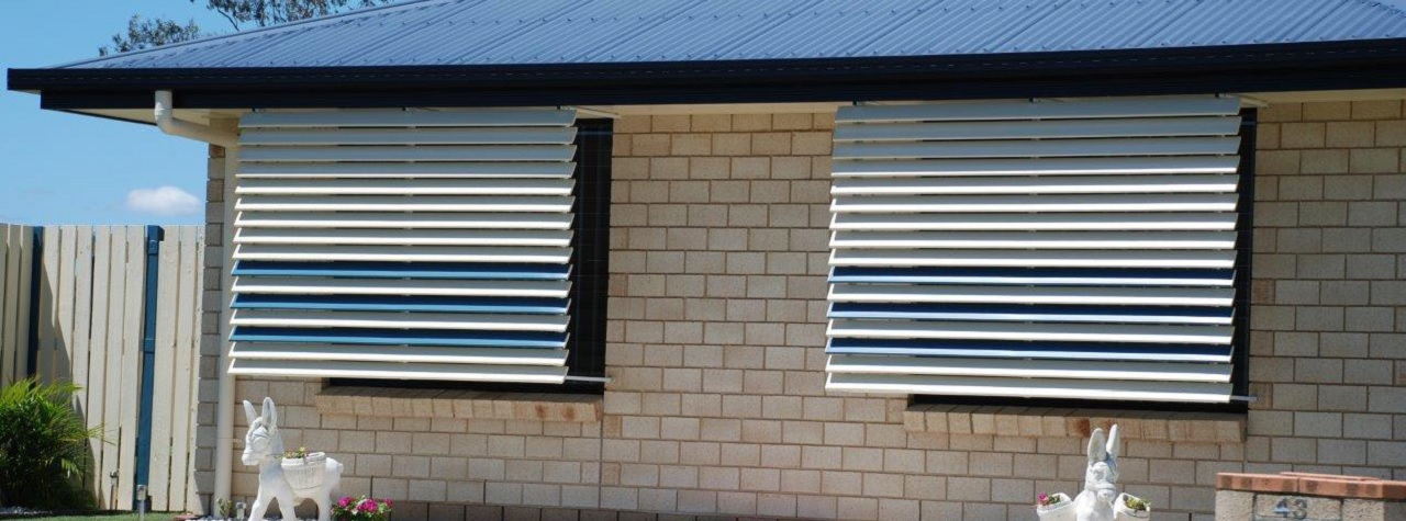 Sunbreeze Fixed ALUMINIUM AWNINGS